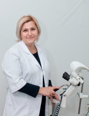 Чафонова Наталія Борисівна
